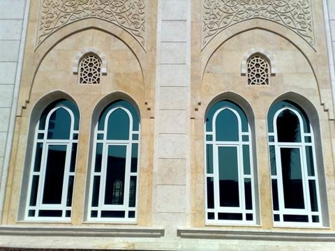 aluplast profiles prevail in all climatic conditions, Part 3: Middle East