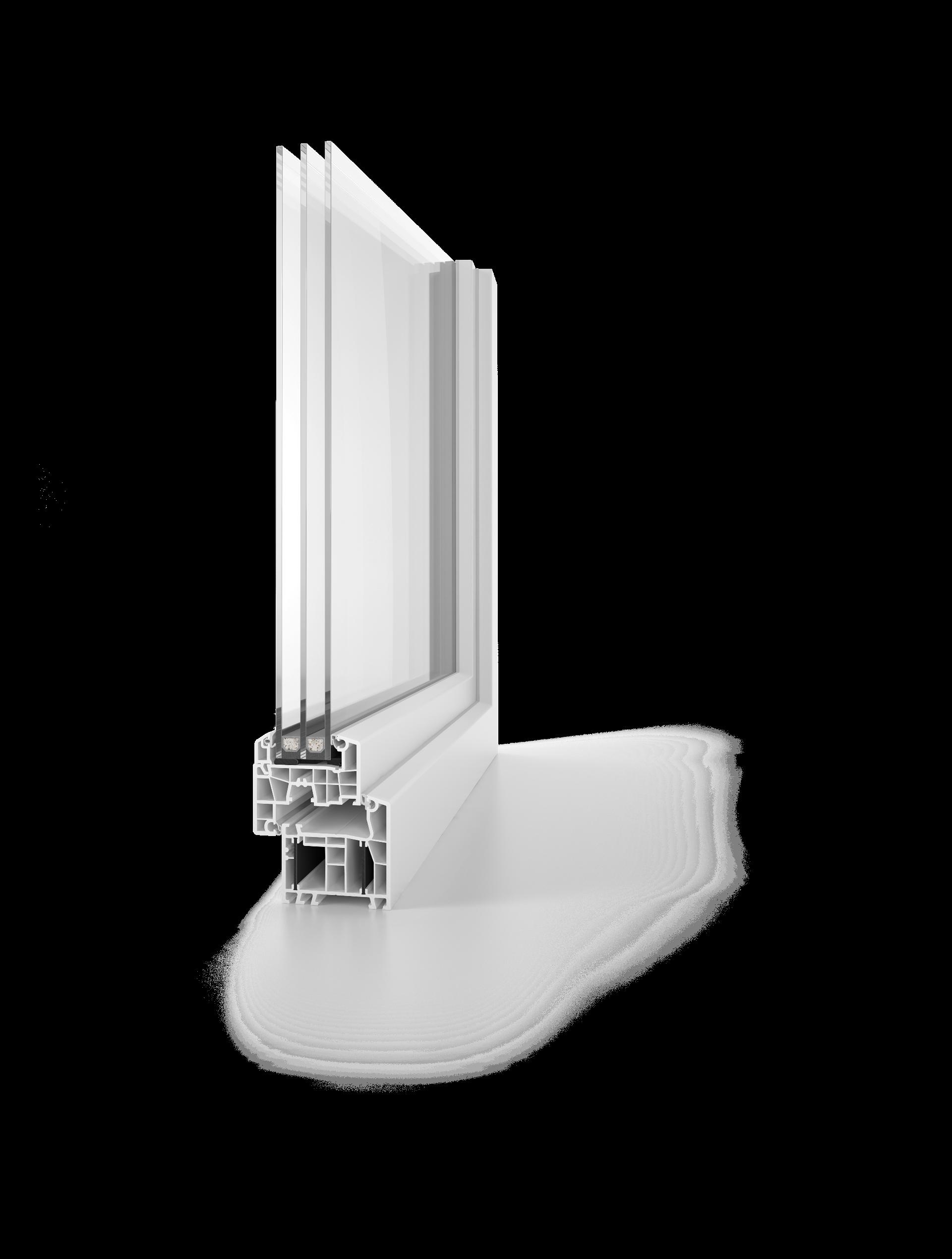 the ideal range windows for living aluplast. Black Bedroom Furniture Sets. Home Design Ideas