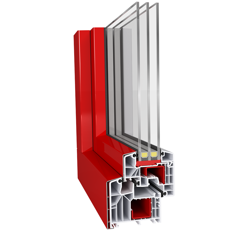 Gut gemocht IDEAL 8000® - aluplast WV69