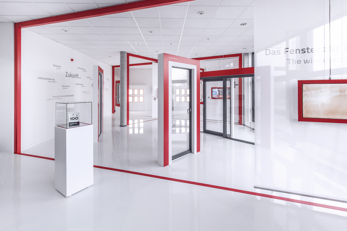 aluplast Showroom  Karlsruhe