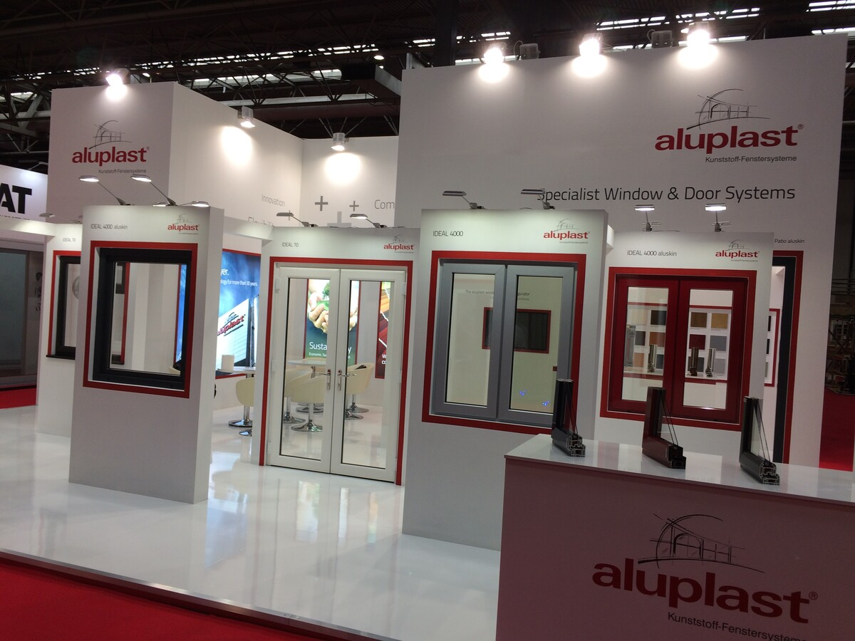 aluplast FIT show