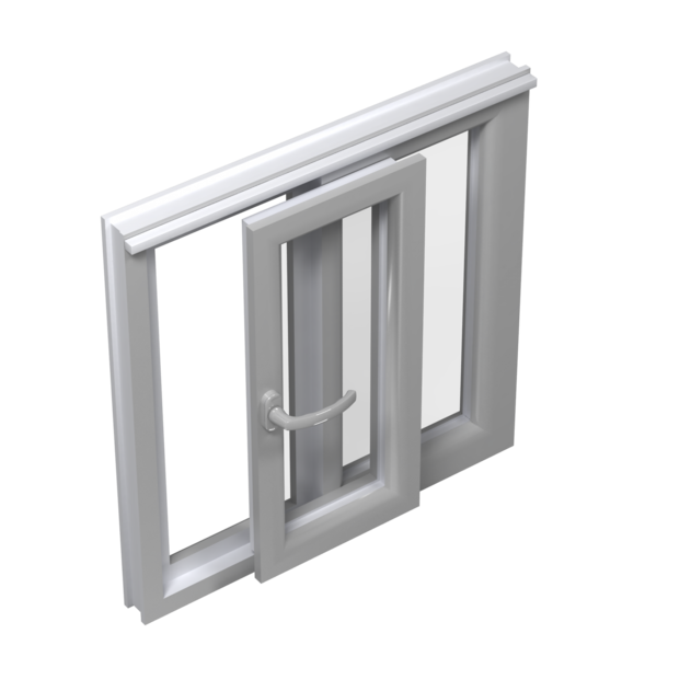 PSK doors (parallel slide-and-tilt doors)